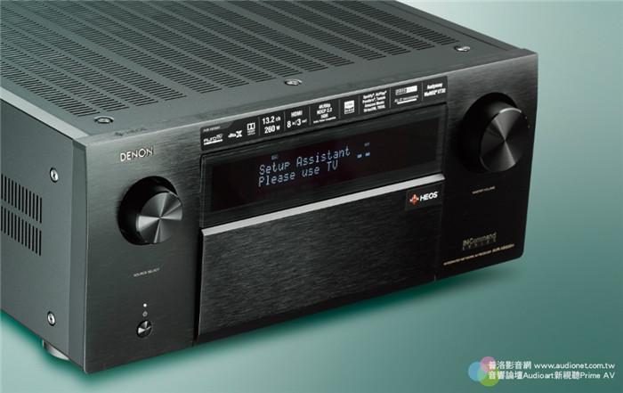 Denon AVR-X8500H (美版)全世界第一部13.2声道环绕扩大机