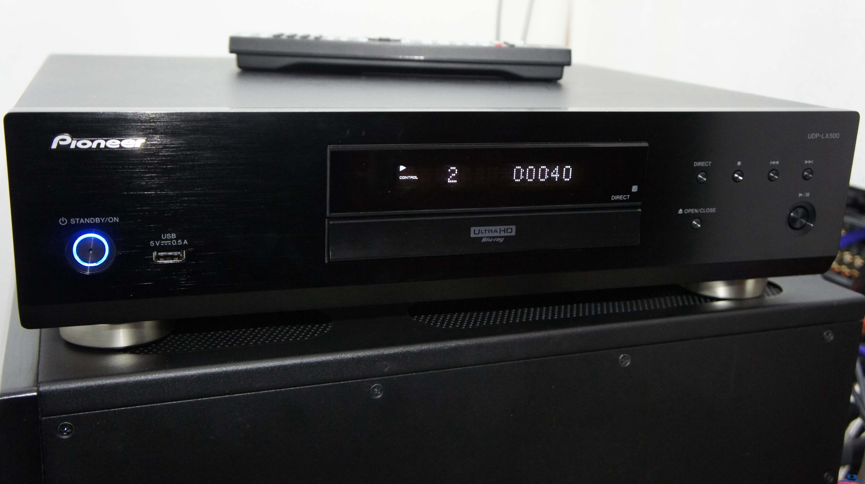 强强联手,造就非凡影音!—— 菲伯尔新品HDMI光纤携先锋UDP-LX500评测
