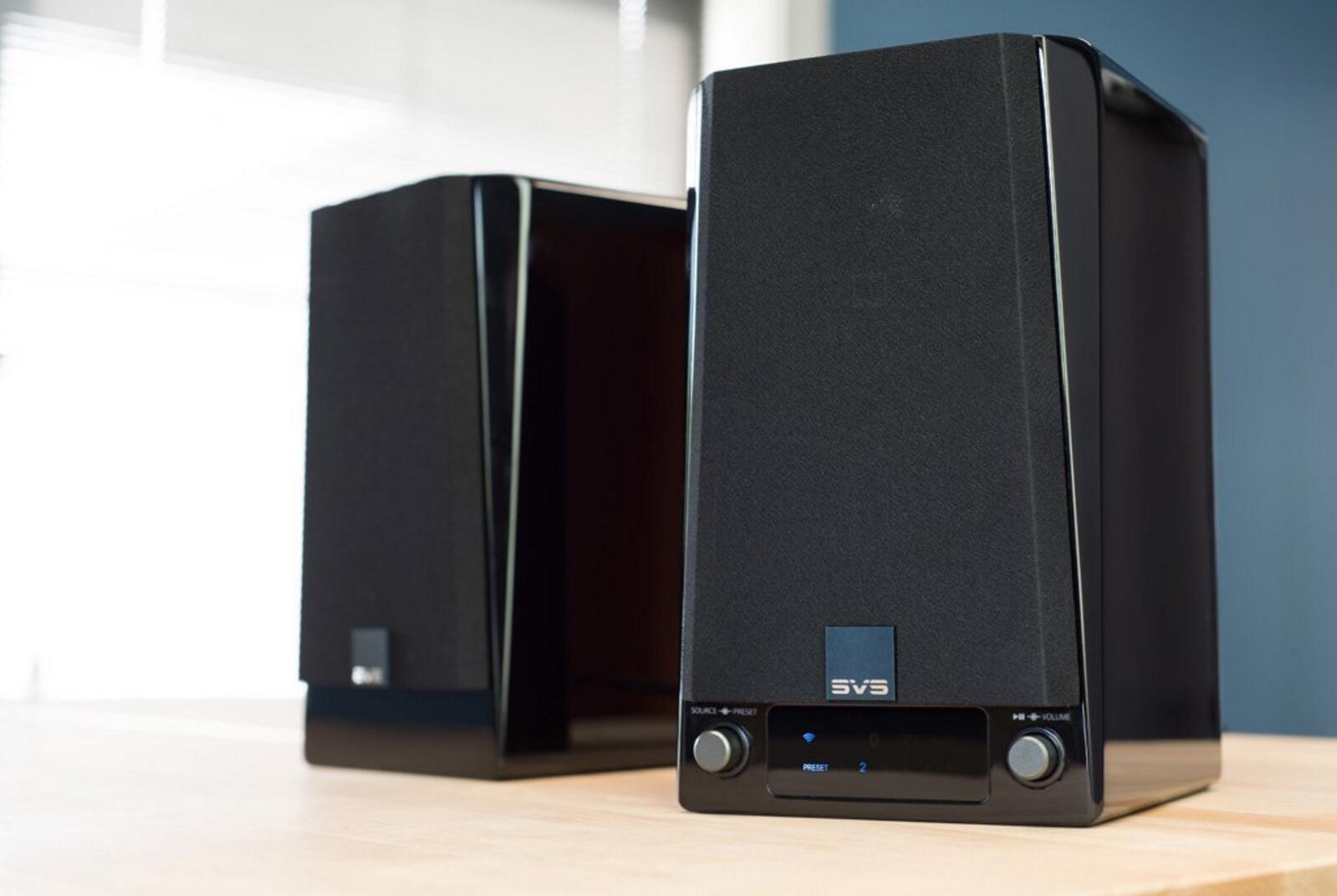 外媒测评:SVS Prime无线音箱