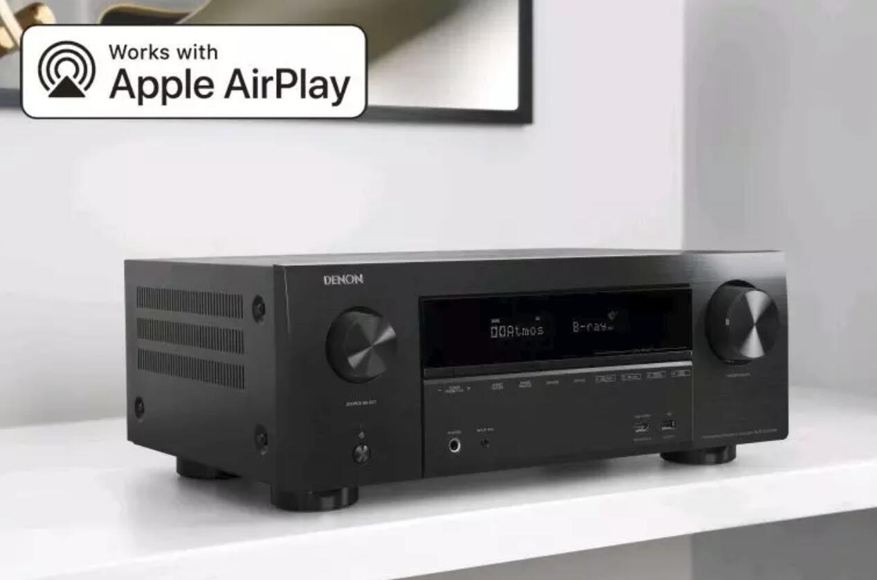 Apple AirPlay 2现已登陆Denon天龙 & Marantz马兰士