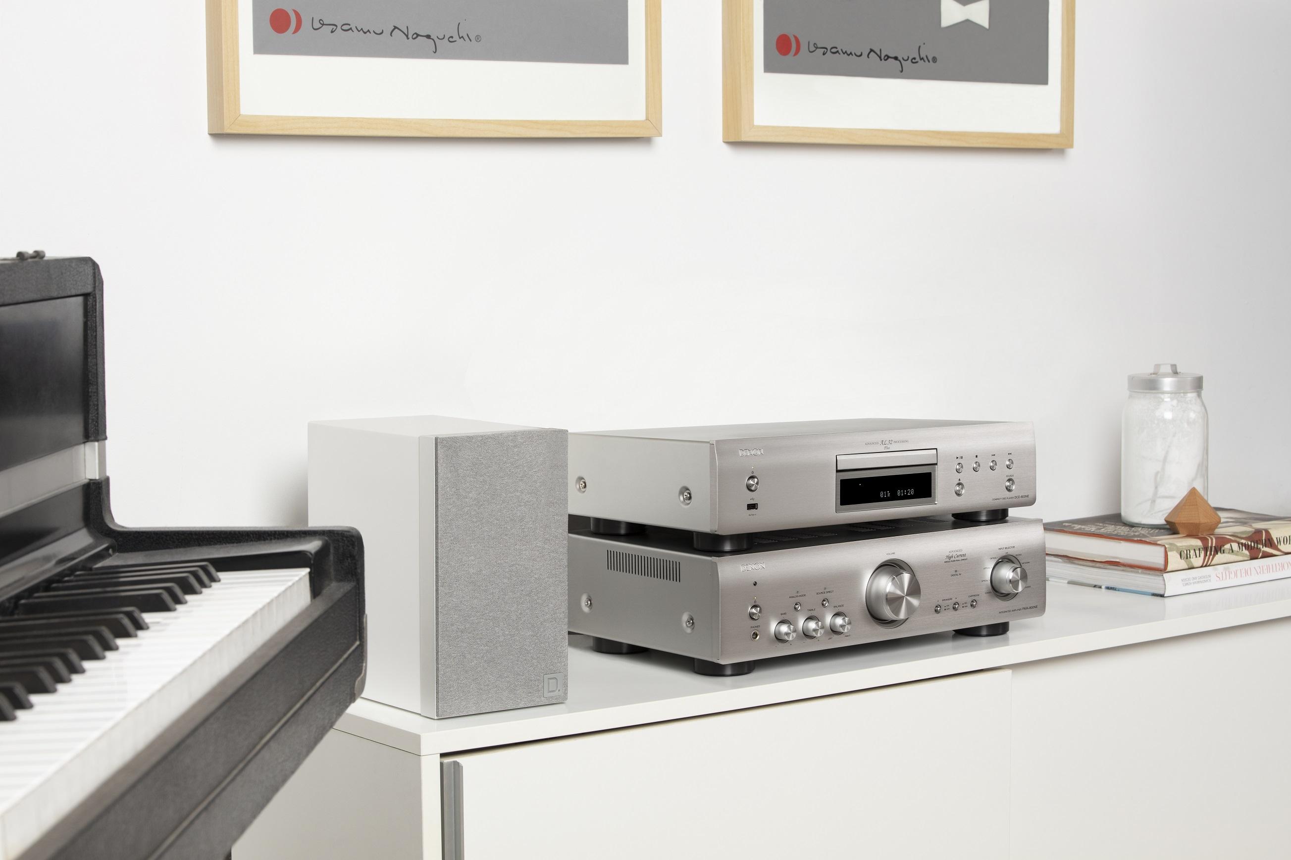 合理的价格提供高品质音频性能:Denon 天龙 PMA-800NE & DCD-800NE HIFI组合已上市