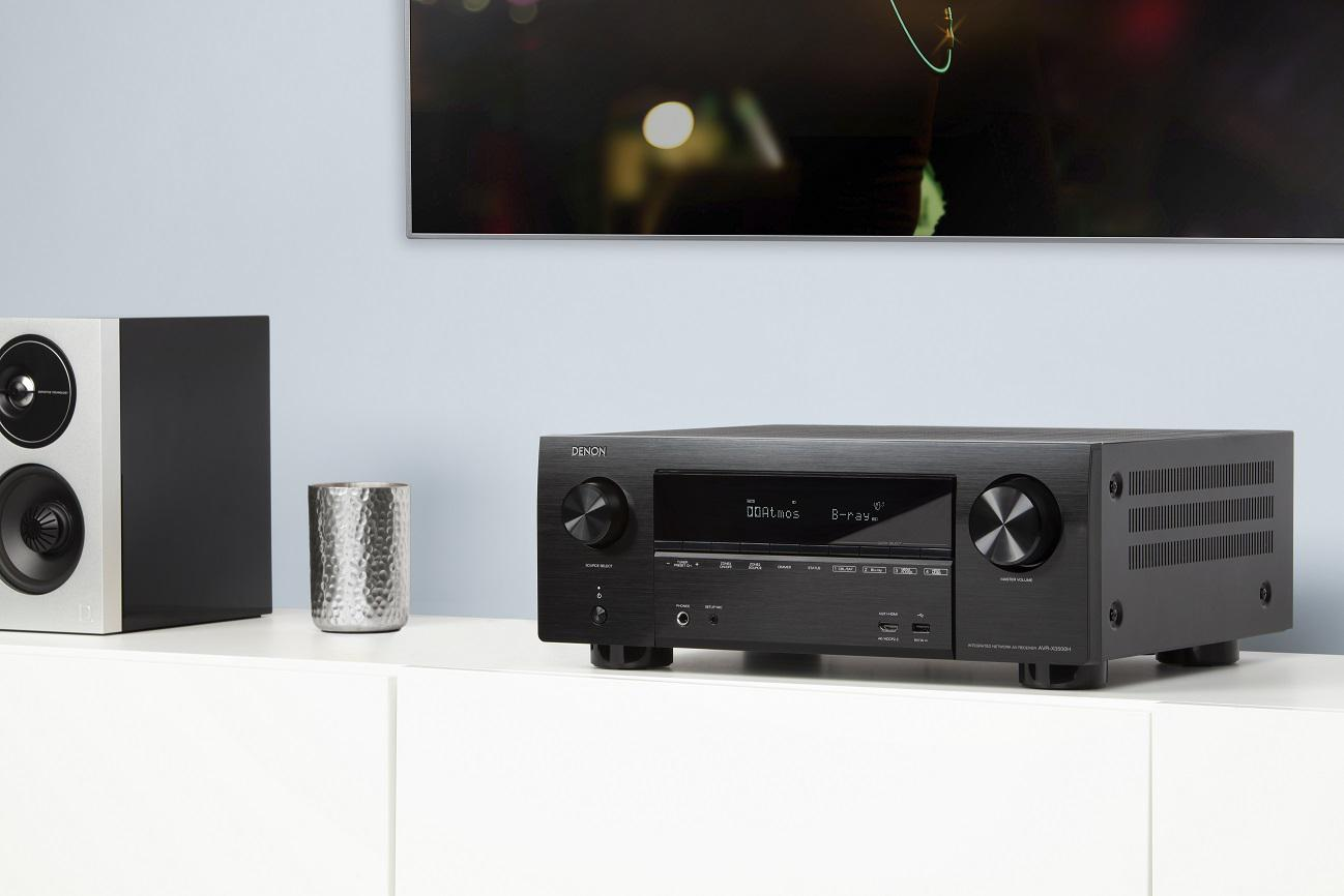 Denon天龙AVR-X3500H 7.2声道环绕AV接收机全新上市